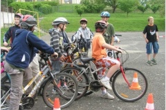 Cyklistický den ve 4. třídě