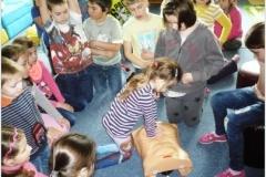 Děti se učily první pomoci