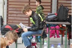 Dopravní soutěž mladých cyklistů - 2. díl tentokrát z Mikulova - okresní kolo