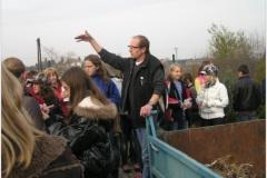 Exkurze na čističce odpadních vod