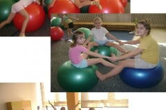 Nahlédnutí do kroužku pohybových her (5.11.2008)