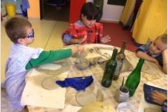 Pracujeme s keramickou hlínou