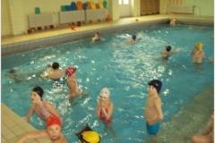 Přebory v plavání 1. stupeň