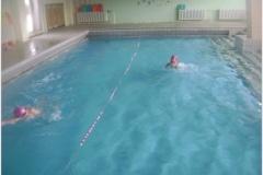 Přebory v plavání 2. stupeň