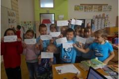 Projektový den ve druhých třídách