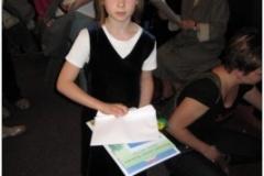 Úspěch kloboucké základní školy na Dětské scéně 2009 v Brně