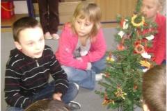 Vánoce v družině