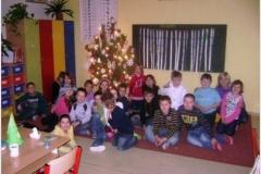 Vánoční besídky ve třídách