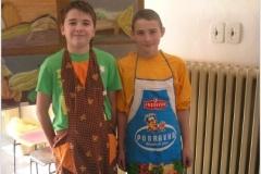 Vaření v 7. B