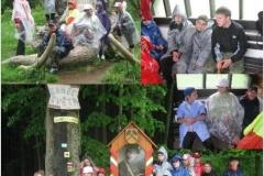Výlet 7.A Sázava u Žďáru nad Sázavou